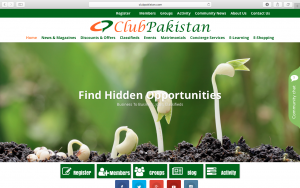 Club Pakistan   Private Social Network for Pakistanis World Wide